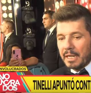 -Marcelo Tinelli-