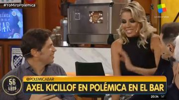 Virginia Gallardo Axel Kicillof