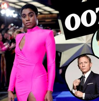 Lashana Lynch, la nueva James Bond