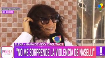 Vicky Xipolitakis madre