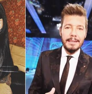 Cande Tinelli Marcelo Tinelli