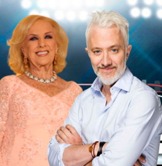 Mirtha y Andy Rating