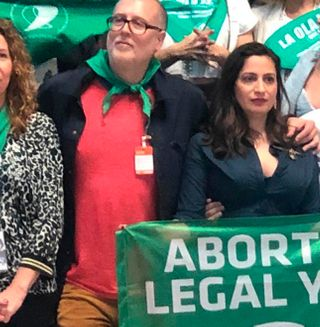 Muriel Santa Ana Aborto Legal