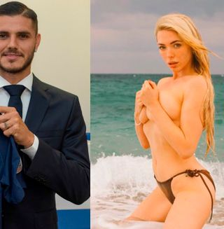 Mauro Icardi April Summers
