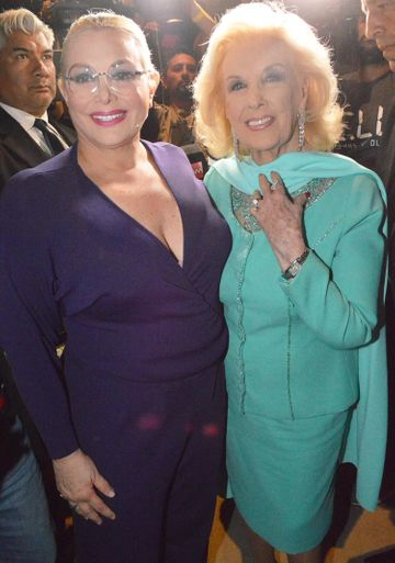 Mirtha y Carmen
