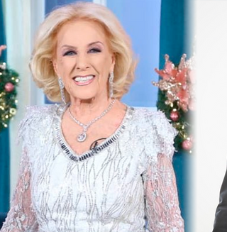 Mirtha Legrand Adrian Suar