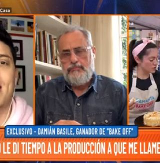 -Damián de Bake Off-